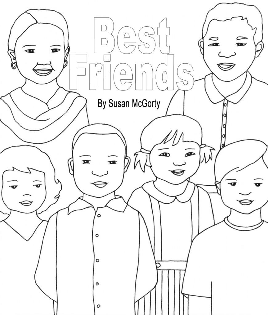 3 children u0027s book u201cbest friends u201d truth made easy